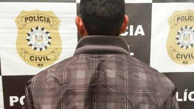 Photo of Suspeito de homicídio é preso em Santa Maria