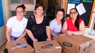 Photo of Escolas municipais de Lajeado recebem 32 mil livros