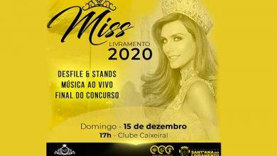 Photo of Final do Concurso Miss Livramento 2020 é neste domingo