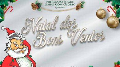 Photo of Confira a programação do Natal dos Ventos em Osório