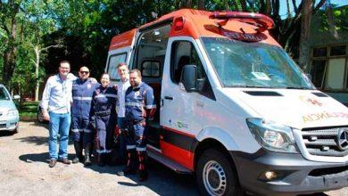 Photo of Bento Gonçalves recebe nova ambulância para o SAMU