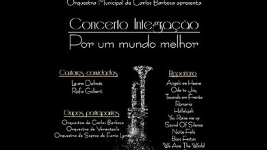 Photo of Concerto de Natal neste sábado em Carlos Barbosa