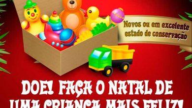 Photo of Teutônia faz campanha de doação de brinquedos, livros e jogos