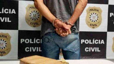 Photo of Homem é preso em flagrante por tráfico de drogas em Tramandaí