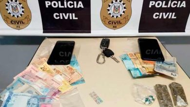Photo of LSD em Xangri-lá: dois homens são presos em flagrante