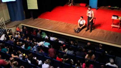Photo of CAPSi O Equilibrista reúne pacientes e familiares, em Santa Maria