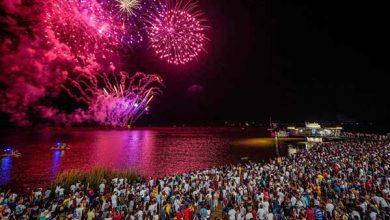 Photo of Orla do Guaíba reúne 160 mil pessoas para celebrar 2020