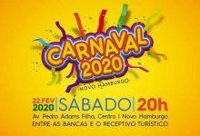 Photo of Carnaval terá Desfile de Escolas de Samba, em Novo Hamburgo