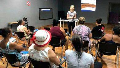 Photo of Mulheres empreendedoras do bairro Boa Saúde recebem qualificação, em NH