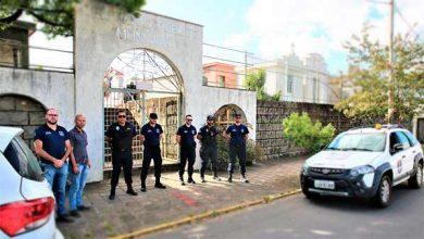 Photo of Guarda Municipal passa a vigiar os cemitérios de Farroupilha