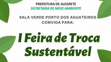 Photo of Alegrete realiza I Feira de Troca Sustentável