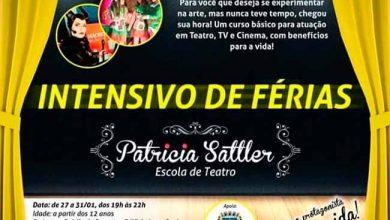 Photo of Intensivo de teatro é opção nas férias em Carlos Barbosa