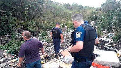 Photo of Prefeitura remove 100 toneladas de lixo no entorno do Aeroporto de Caxias