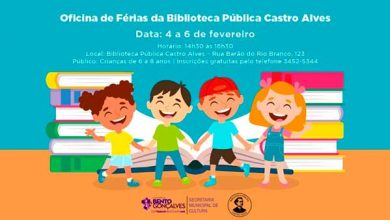 Photo of Biblioteca Pública de Bento Gonçalves oferece oficina de férias