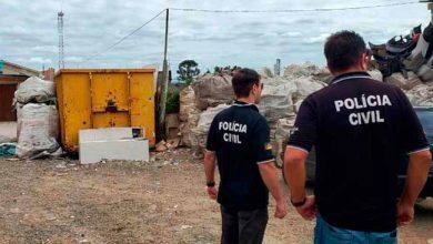 Photo of Operação Metal realiza fiscalização em Alvorada