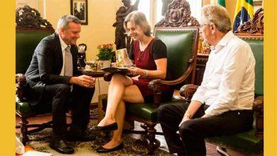 Photo of Parceria entre Alemanha e Pelotas é discutida por cônsul e prefeita