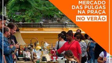 Photo of Mercado das Pulgas de Pelotas ocorre na praça em janeiro e fevereiro
