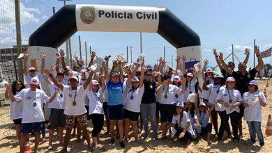 Photo of Adolescentes iniciam as ações do Programa Praia Limpa em Tramandaí