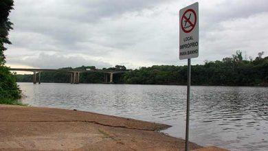 Photo of Áreas de risco nos rios Taquari e Forqueta são sinalizadas, em Lajeado