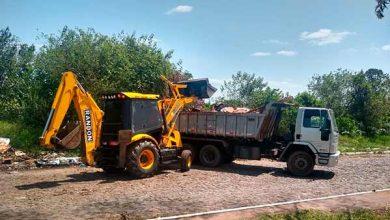 Photo of São Leopoldo recolhe resíduos descartados de forma irregular