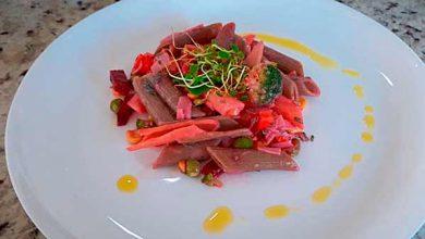 Photo of Salada de massa, um prato para os dias mais quentes