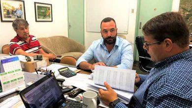Photo of Pelotas: Sinduscon entrega ao Sanep os projetos para novo reservatório