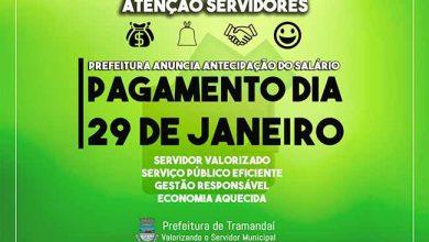 Photo of Prefeitura de Tramandaí antecipa pagamento de servidores municipais