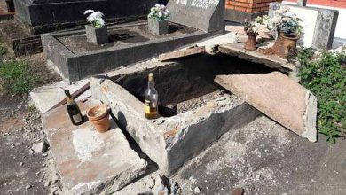 Photo of Novo Hamburgo: vandalismo no Cemitério Municipal