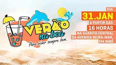 Photo of Verão na boa, à beira-mar nesta sexta, 31, em Imbé