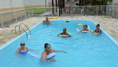 Photo of Asilo Padre Cacique conta com piscina para seus moradores