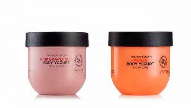 Photo of The Body Shop lança novidades da linha Body Yogurts