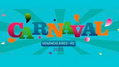 Photo of Inscrições abertas para comerciantes no Carnaval em Venâncio Aires