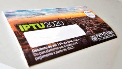 Photo of Prefeitura de Caxias vai entregar carnês do IPTU até o próximo dia 22