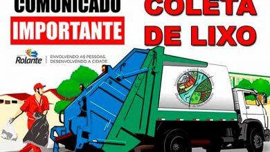 Photo of Confira o novo roteiro da coleta de lixo em Rolante