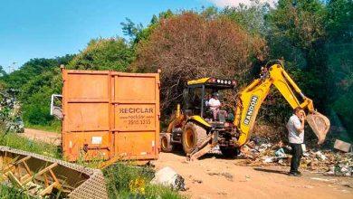 Photo of Empresa multada recolhe seu lixo irregular em São Leopoldo