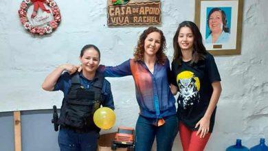 Photo of Guarda Municipal faz doação de brinquedos para Casa Viva Rachel