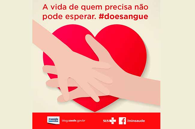 Morro Reuter faz mobilização para doar sangue — Revista News