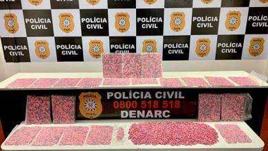 Photo of Polícia Civil faz apreensão recorde de ecstasy em Porto Alegre