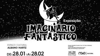 Photo of Espaço Albano Hartz recebe a exposição Imaginário Fantástico, com obras de 11 artistas