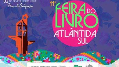 Photo of 11ª Feira do Livro inicia hoje em Atlântida Sul