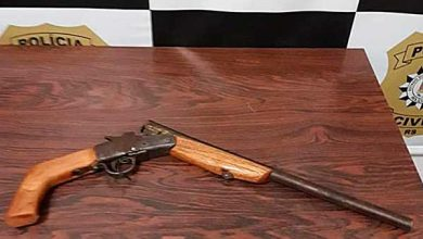 Photo of Filho mata com tiro de garrucha homem que brigava com seu pai, em bar de Jaquirana