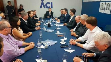 Photo of ACI sedia reunião com governador do RS e classe empresarial