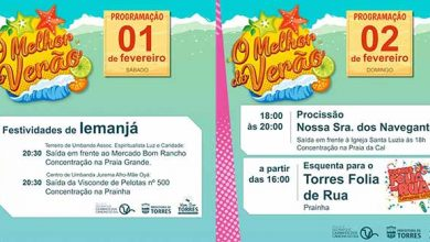 Photo of Confira a programação de Navegantes e Iemanjá em Torres