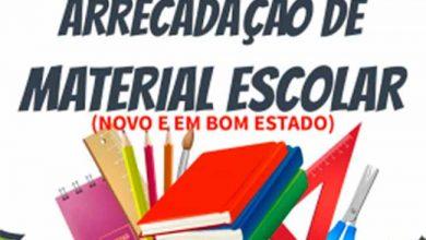 Photo of Teutônia realiza Campanha de Arrecadação de Material Escolar