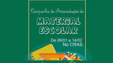 Photo of Arvorezinha realiza Campanha de Arrecadação de Material Escolar
