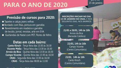 Photo of Nova Hartz oferece cursos para beneficiados pelo Bolsa Família