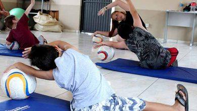 Photo of Pilates para crianças na Academia de Saúde em Esteio