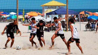 Photo of Começa o Campeonato Praiano de Beach Soccer em Torres