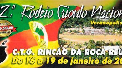 Photo of 32º Rodeio Crioulo Nacional de Veranópolis inicia nesta quinta