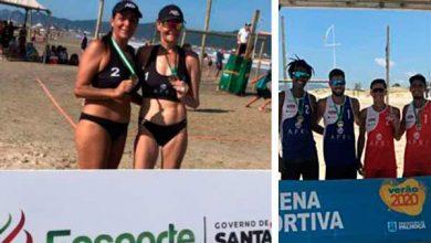 Photo of Ciclismo e Vôlei de Praia de Itapema são destaque em competições